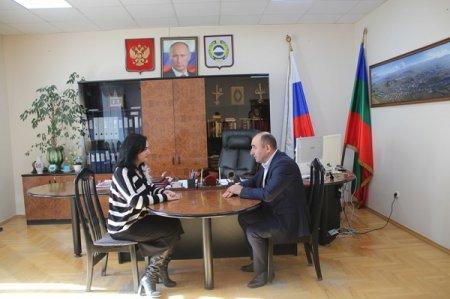 Прием граждан Малокарачаевского  муниципального района