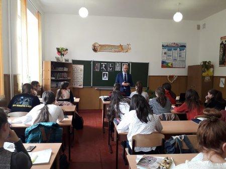 Информация о проведении урока-лекции, посвященного Дню Героев Отечества